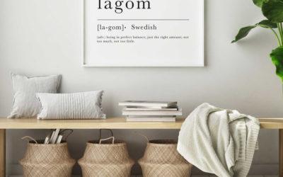 Lagom-Stil